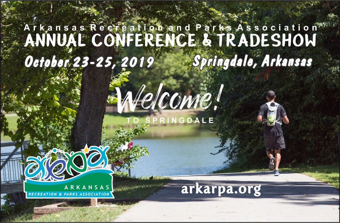 2019 Annual Conference and Tradeshow | Arkansas Recreation